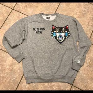 Men's Large custom sweater